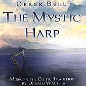 Derek Bell (Chieftains) - The Mystic Harp vols 1 & 2 - CDs + INLAYS ONLY
