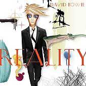 David Bowie 2003 Music CDs