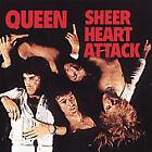 Sheer Heart Attack [Bonus Track] by Queen (CD, Mar-1991, Hollywood)