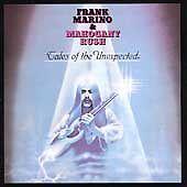 Frank Marino & Mahogany Rush Tales Of The Unexpected 1979 CD Very Good Condition