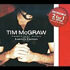 Greatest Hits, Vols. 1-2: Limited Edition [Box] by Tim McGraw (CD, Aug-2008, 2 Discs, Curb)