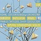 Debussy: La Mer; Dutilleux: L'Arbre des songs; Ravel: La valse Super Audio Hybrid CD (CD, Feb-2008, RCO Live)
