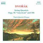 "Dvorak: String Quartets Opp. 96 ""American"" and 106 (CD, Feb-1996, Naxos (Distributor))"