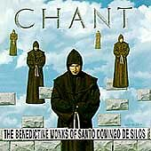 Chant-by-Santo-Domingo-De-Silos-Benedictine-Choir-CD-Mar-1994-EMI-Angel-USA-Santo-Domingo-De-Silos