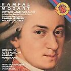 Mozart: Sinfonia Concertante, Cto for Fl and Harp / Rampal by Jean-Pierre Rampal (CD, CBS Masterworks)