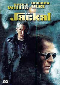 The-Jackal-1997-DVD-NUOVO-Sigillato-Bruce-Willis-Richard-Gere