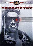 Schwarzenegger TERMINATOR  nuovo sigillato  2 DVD   SIAE Edizione speciale