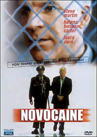 Novocaine (2001) DVD- di David Atkins, con Steve Martin- sigillato - Italia - Novocaine (2001) DVD- di David Atkins, con Steve Martin- sigillato - Italia