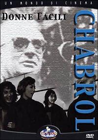 Donne-facili-1960-DVD-Nuovo-Sigillato-Chabrol