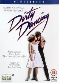 Dirty Dancing DVD 2001 - Andover, Hampshire, United Kingdom - Dirty Dancing DVD 2001 - Andover, Hampshire, United Kingdom