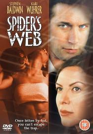 Spider's Web (DVD, 2003) - DVD NEW SEALED