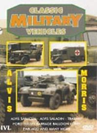 classic military vehicles  dvd new and sealed