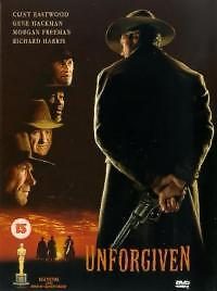 Unforgiven-DVD-1998-MINT