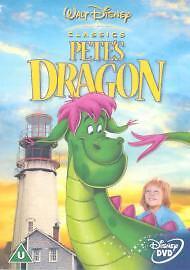 Walt Disney Classics  Pete039s Dragon  Genuine UK Region 2 DVD - <span itemprop='availableAtOrFrom'>Lincolnshire, United Kingdom</span> - Walt Disney Classics  Pete039s Dragon  Genuine UK Region 2 DVD - Lincolnshire, United Kingdom