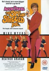 Austin-Powers-The-Spy-Who-Shagged-Me-DVD-1999-Acceptable-DVD-Mike-Myers