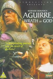 Aguirre, Wrath Of God (DVD, 2000)