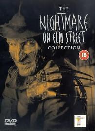 The Nightmare On Elm Street 1-5 (DVD, 2001, 5-Disc Set)