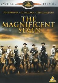 The Magnificent Seven DVD 2001 - Portsmouth, United Kingdom - Returns accepted Most purchases from business sellers are protected by the Consumer Contract Regulations 2013 which give you the right to cancel the purchase within 14 days after the day you receive the item. Find out more abo - Portsmouth, United Kingdom