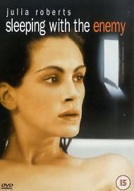 Sleeping With The Enemy DVD NEW SEALED