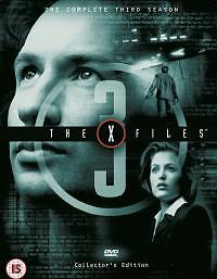 The X-Files - Series 3 - Complete (DVD, 2001, 7-Disc Set)