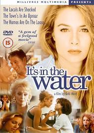 It's In The Water. DVD. Fantastic Movie. Gay Interest.  UK RELEASE REGION 2