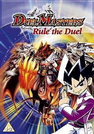 Duel Masters Rule The Duel DVD