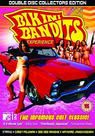 Bikini Bandits DVD 2003 2 DISC SET - <span itemprop='availableAtOrFrom'>West Molesey, United Kingdom</span> - Bikini Bandits DVD 2003 2 DISC SET - West Molesey, United Kingdom