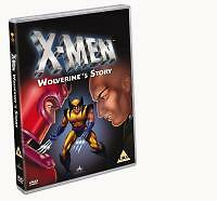 X-Men - Wolverine's Story (DVD, 2004)