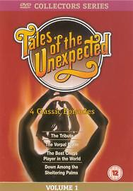 Tales Of The Unexpected Vol.1 (DVD, 2004) FREEPOST