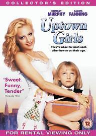 Uptown Girls, Good DVD, ,
