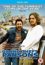 Grand Theft Parsons - (Rental Edition)