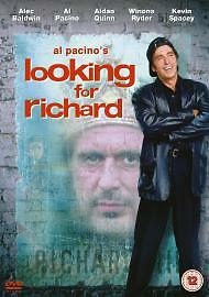 Looking-For-Richard-DVD-1996-Very-Good-DVD