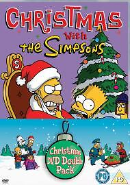 The Simpsons  Christmas With The Simpsons DVD 2006 2Disc Set - <span itemprop=availableAtOrFrom>OLDHAM, Greater Manchester, United Kingdom</span> - The Simpsons  Christmas With The Simpsons DVD 2006 2Disc Set - OLDHAM, Greater Manchester, United Kingdom