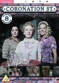 Coronation Street - 1970 (Network DVD, 2005)