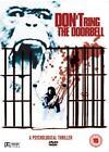 Don't Ring The Doorbell (DVD, 2005)