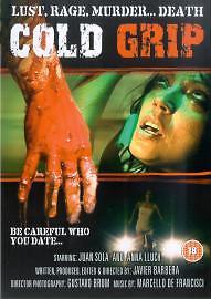 COLD GRIP (HORROR DVD)