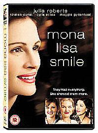 Mona Lisa Smile DVD 2009 - Sutton-in-Ashfield, United Kingdom - Mona Lisa Smile DVD 2009 - Sutton-in-Ashfield, United Kingdom
