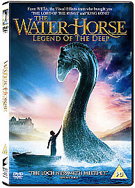 The Water Horse  Legend Of The Deep DVD 2008 - Harlow, United Kingdom - The Water Horse  Legend Of The Deep DVD 2008 - Harlow, United Kingdom