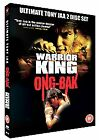 Tony Jaa Box Set - Ong-Bak/Warrior King (DVD, 2008, 2-Disc Set, Box Set)