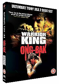 Tony Jaa Box Set - Ong-Bak/Warrior King (DVD x 3, In individual cases)