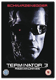 Terminator 3 - Rise Of The Machines (DVD, 2008) VG 416