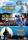 Mee-Shee - The Water Giant/Zathura - A Space Adventure/Magic In The Water (DVD, 2009, 3-Disc Set, Box Set)