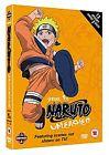 Naruto Unleashed - Series 1 Vol.2 (DVD, 2006, 3-Disc Set)