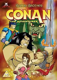 Conan The Adventurer - Volume 1 (DVD, 2005)S
