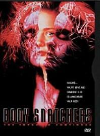 Body Snatchers DVD Very Good Condition DVD Kathleen Doyle R Lee Ermey Bil - Rossendale, United Kingdom - Your satisfaction is very important to us. Please contact us via the methods available within eBay regarding any problems before leaving negative feedback. Any defects, damages, or material differences with your item, must be  - Rossendale, United Kingdom