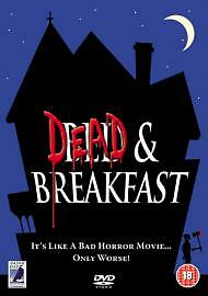 DEAD AND BREAKFAST - EVER CARRADINE, JEREMY SISTO, GINA PHILIPS (DVD, 2006)