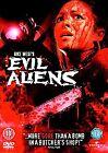Evil Aliens (DVD, 2006)