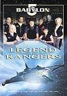 Babylon 5 - The Legend Of The Rangers (DVD, 2005)