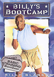 Billy Blanks  Basic Training Bootcamp  DVD Brand New And Factory Sealed - <span itemprop=availableAtOrFrom>newcastle upon tyne, Tyne and Wear, United Kingdom</span> - Billy Blanks  Basic Training Bootcamp  DVD Brand New And Factory Sealed - newcastle upon tyne, Tyne and Wear, United Kingdom