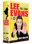 Lee Evans - 1994-2005 Complete Live Comedy Collection (DVD, 2007, 10-Disc Set, Box Set)